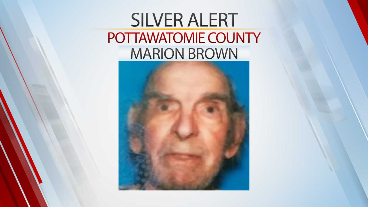 Pottawatomie County Man Found After Silver Alert