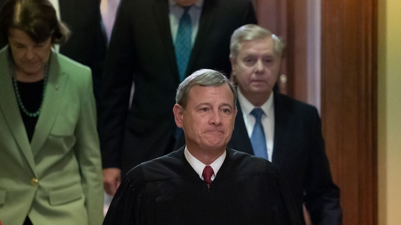 Pence Knocks Chief Justice John Roberts As A 'Disappointment To Conservatives'