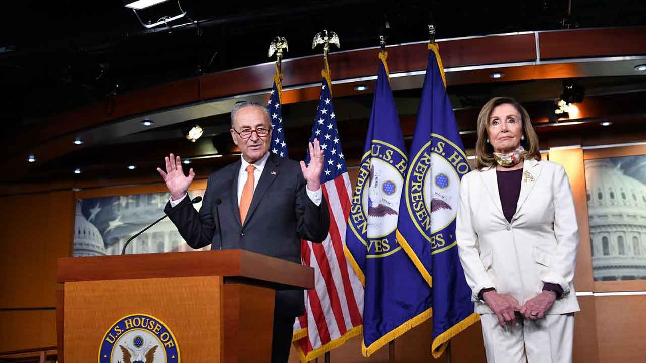 White House Officials, Democrats Fail To Reach Deal On COVID Bill