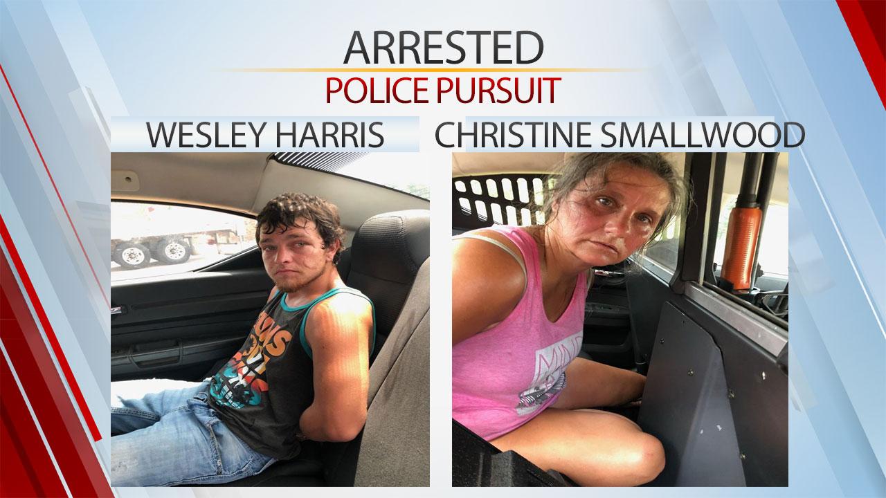 Pursuit Suspects Aug. 7, 2020