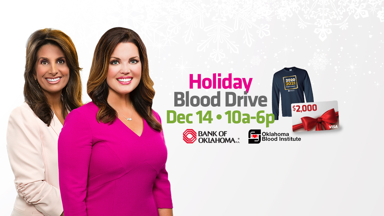 Holiday Blood Drive Benefits Patients In Need