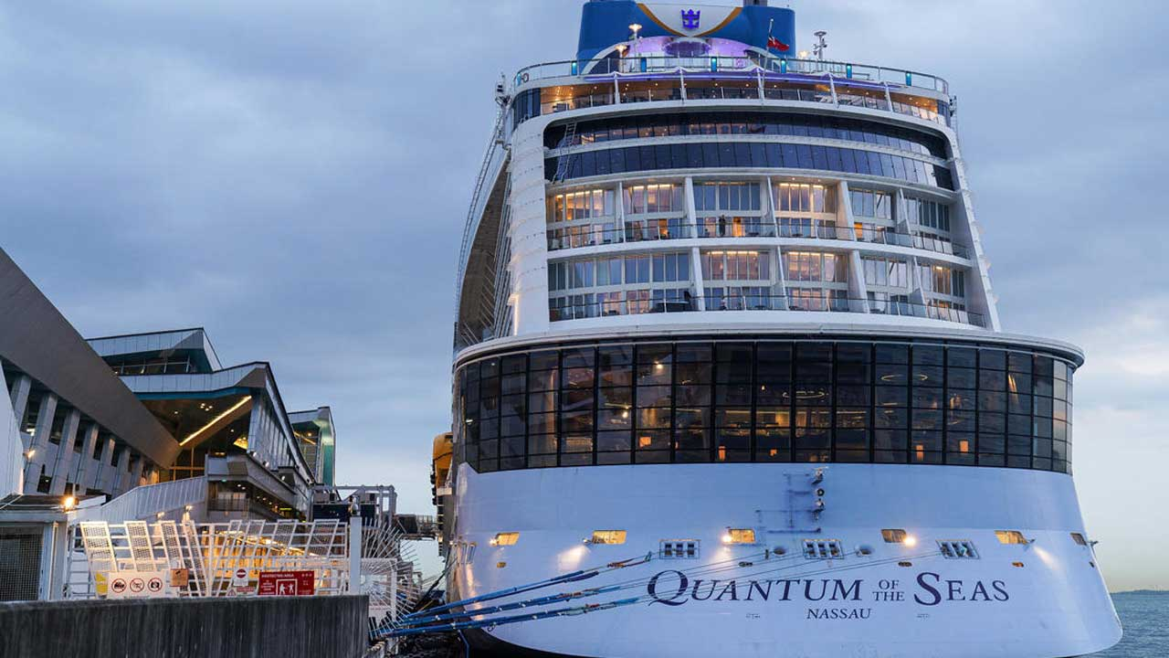 Royal Caribbean 'Cruise To Nowhere' Back To Singapore After Passenger Tests Positive For COVID-19