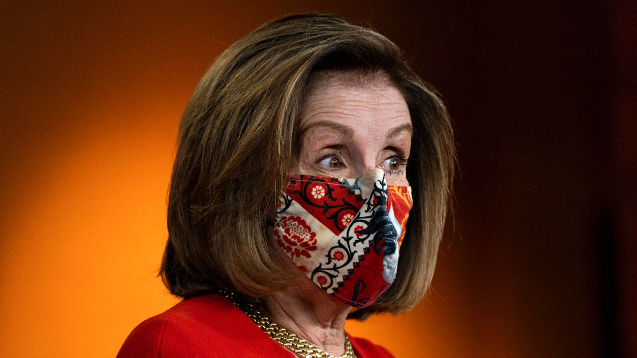 Pelosi Says Lawmakers Are 'Close' To Reaching Deal On COVID Relief Proposal