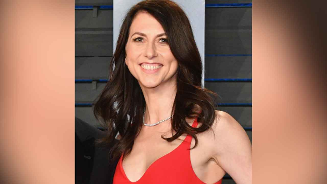 MacKenzie Scott, Ex-Wife Of Jeff Bezos, Says She Gave $4.2 Billion To Charity