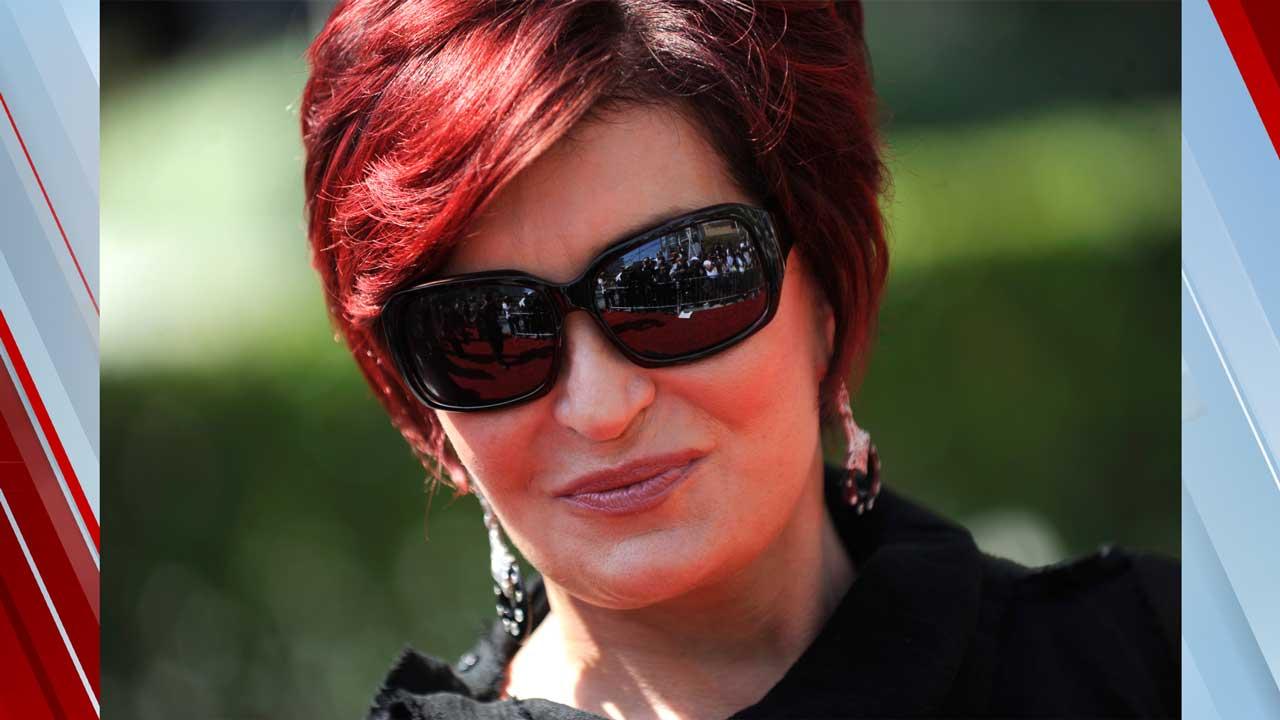 Sharon Osbourne Tests Positive For COVID-19