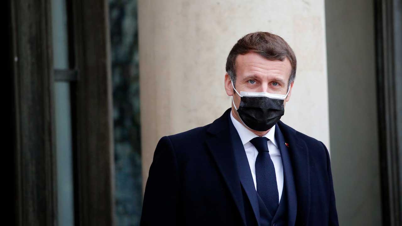 Emmanuel Macron, President Of France, Tests Positive For COVID-19