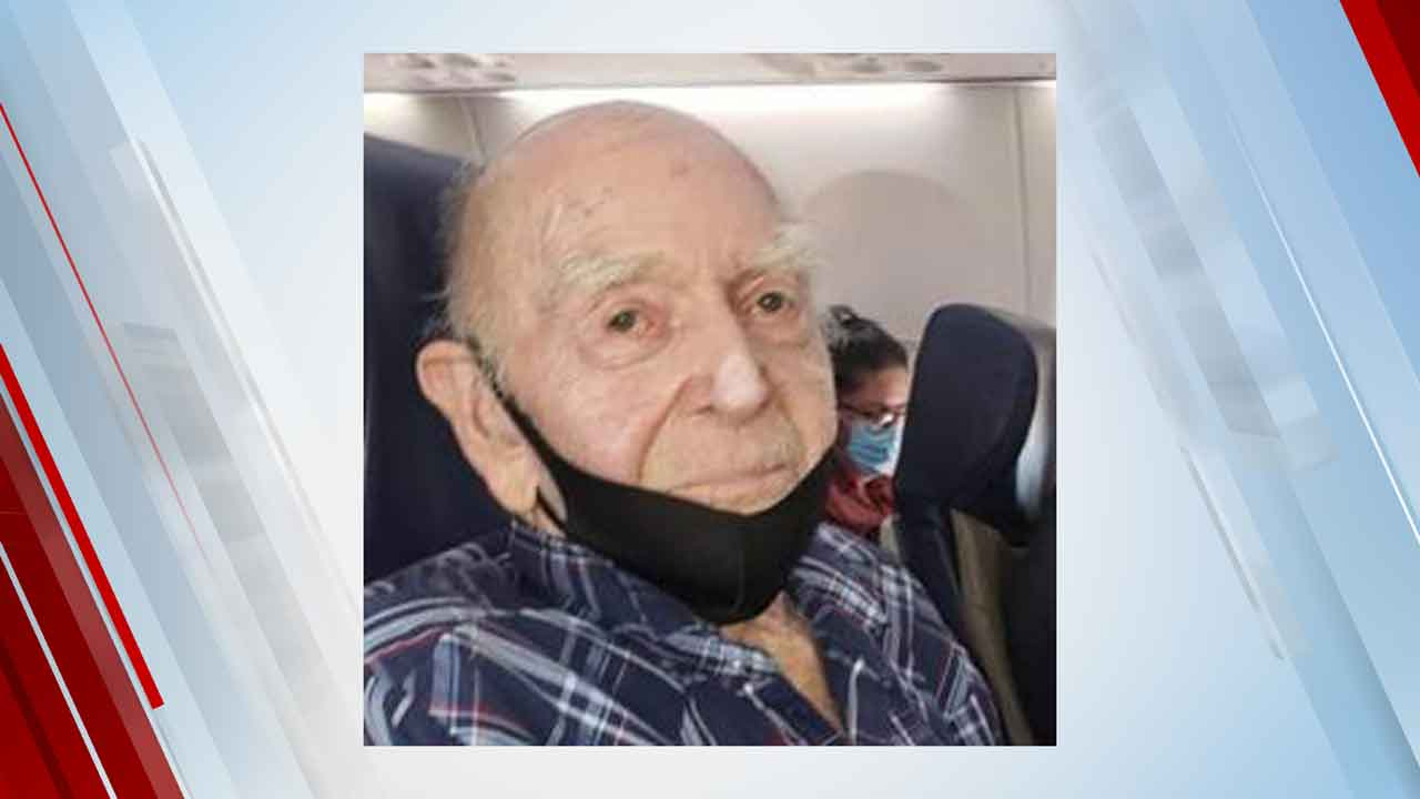 Silver Alert Canceled For 89-Year-Old OKC Man