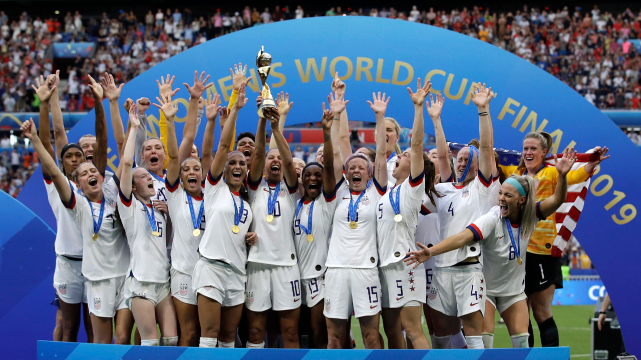 USWNT Will Get 'Long Overdue Equal Working Conditions' In Settlement With US Soccer
