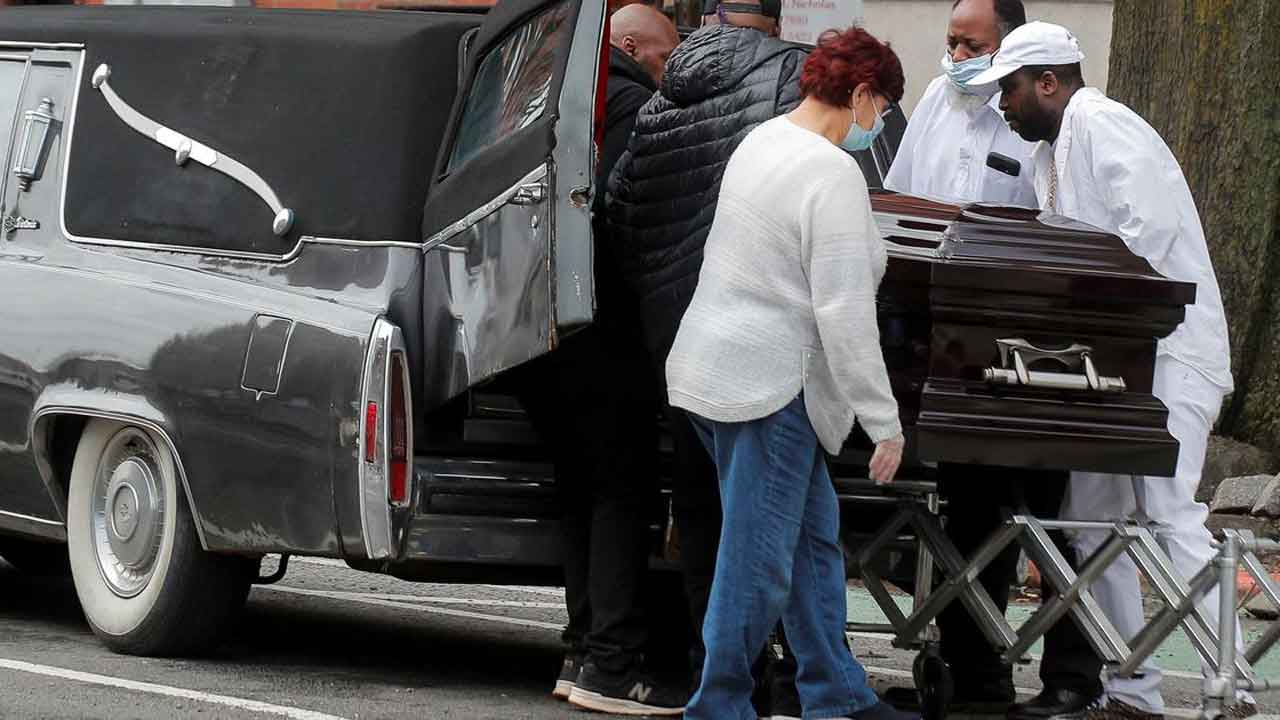 Stimulus Includes $2 Billion For Funerals Of COVID-19 Victims. Will Families Get Money?