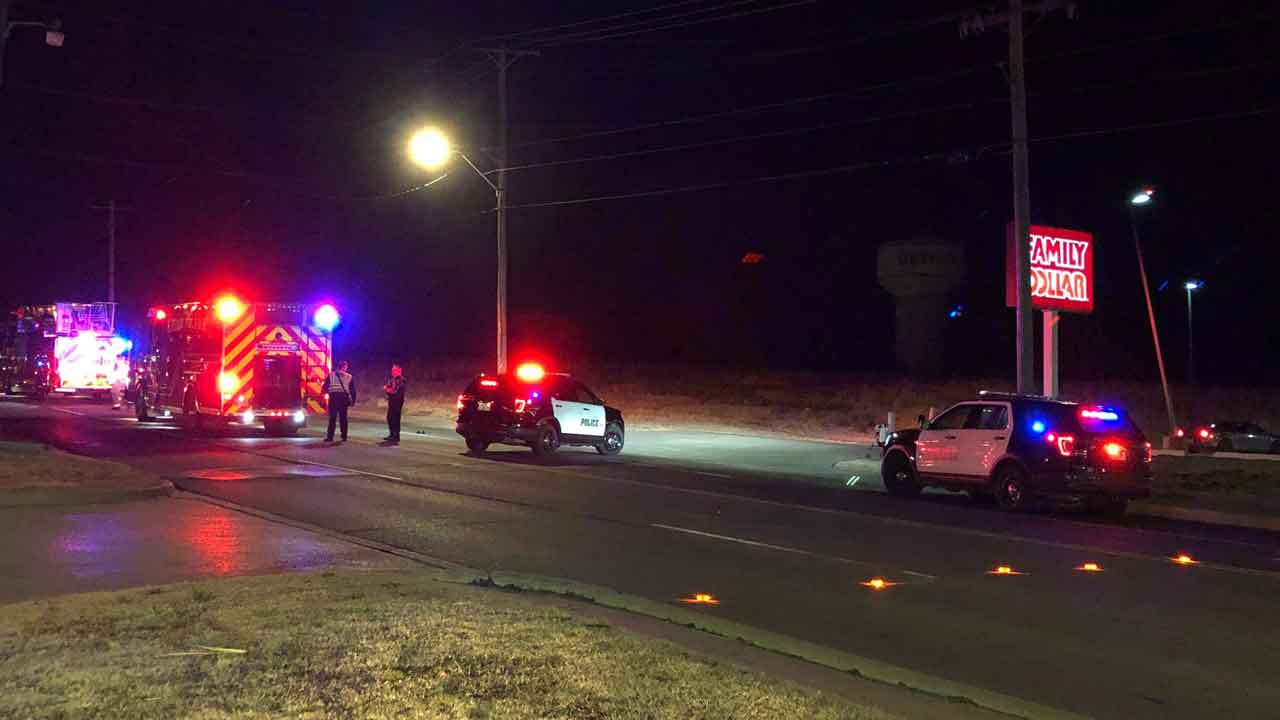 Woman Killed After Being Hit By Car In Bethany