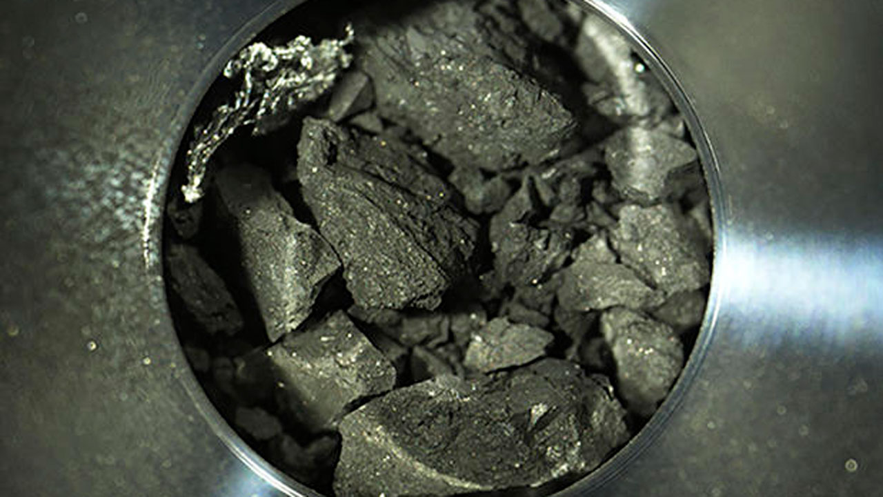 Charcoal-Like Asteroid Chips Sent Back To Earth By Space Probe