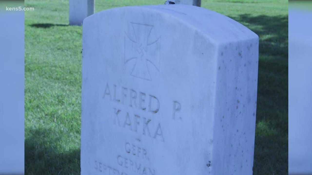 Headstones Bearing Swastikas Removed From Veterans Cemetery In Texas
