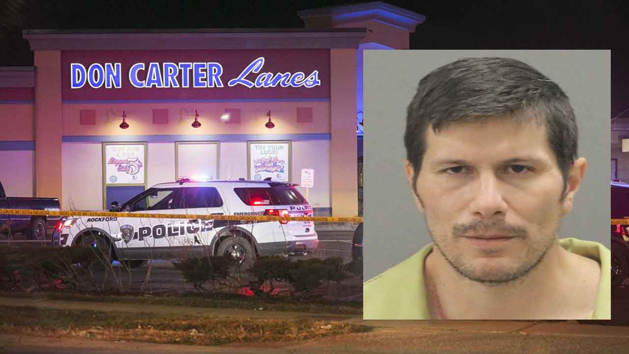 Man Charged In Illinois Bowling Alley Shooting That Killed 3