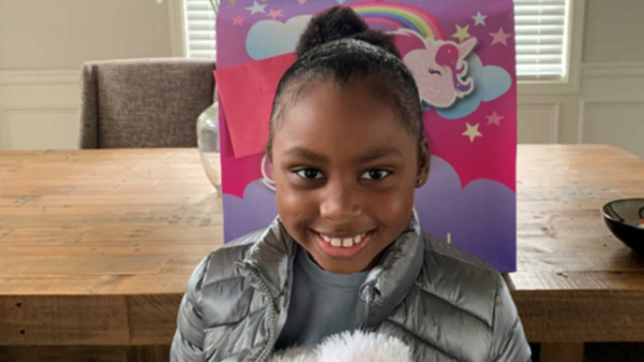 Girl, 7, Dies Days After Being Struck By Stray Bullet While Christmas Shopping In Atlanta