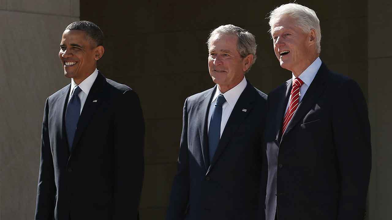 Former Presidents Obama, Clinton & Bush Say They'd Take COVID-19 Vaccine On Camera To Promote Its Safety
