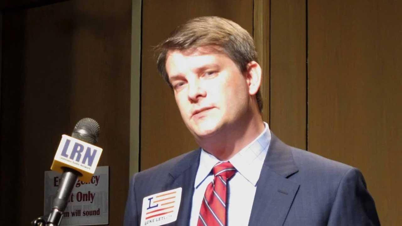 Louisiana Congressman-Elect Luke Letlow Dies At 41 Of COVID-19 Complications