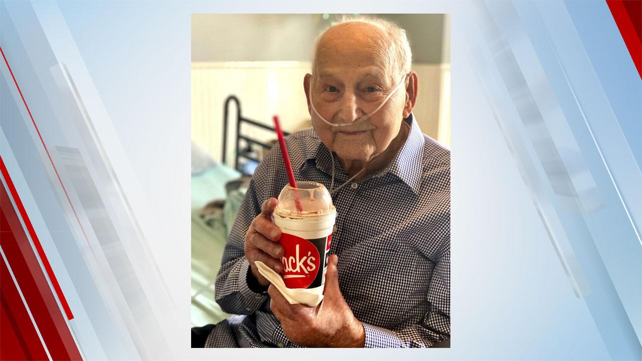 Alabama Man Beats COVID-19, Marks 104th Birthday