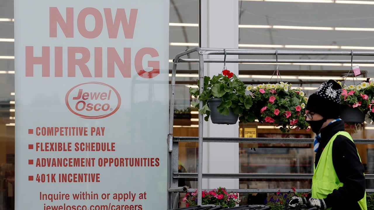 US Employers Add A Modest 245,000 Jobs As Virus Intensifies