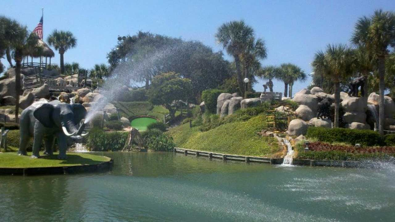 4-Year-Old Boy, 6-Year-Old Sister Killed As Truck Plows Into Florida Mini Golf Course