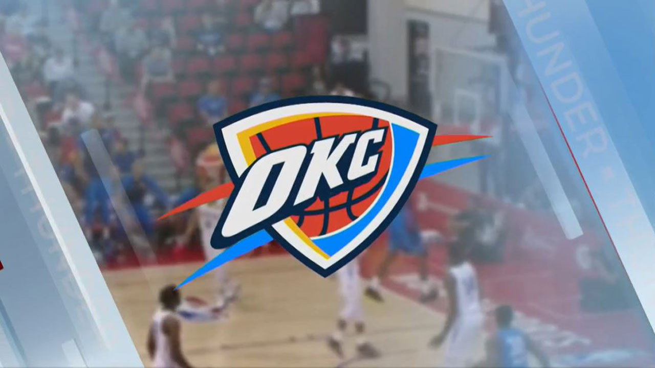 OKC Thunder Announces Signing Of First Round Draft Pick
