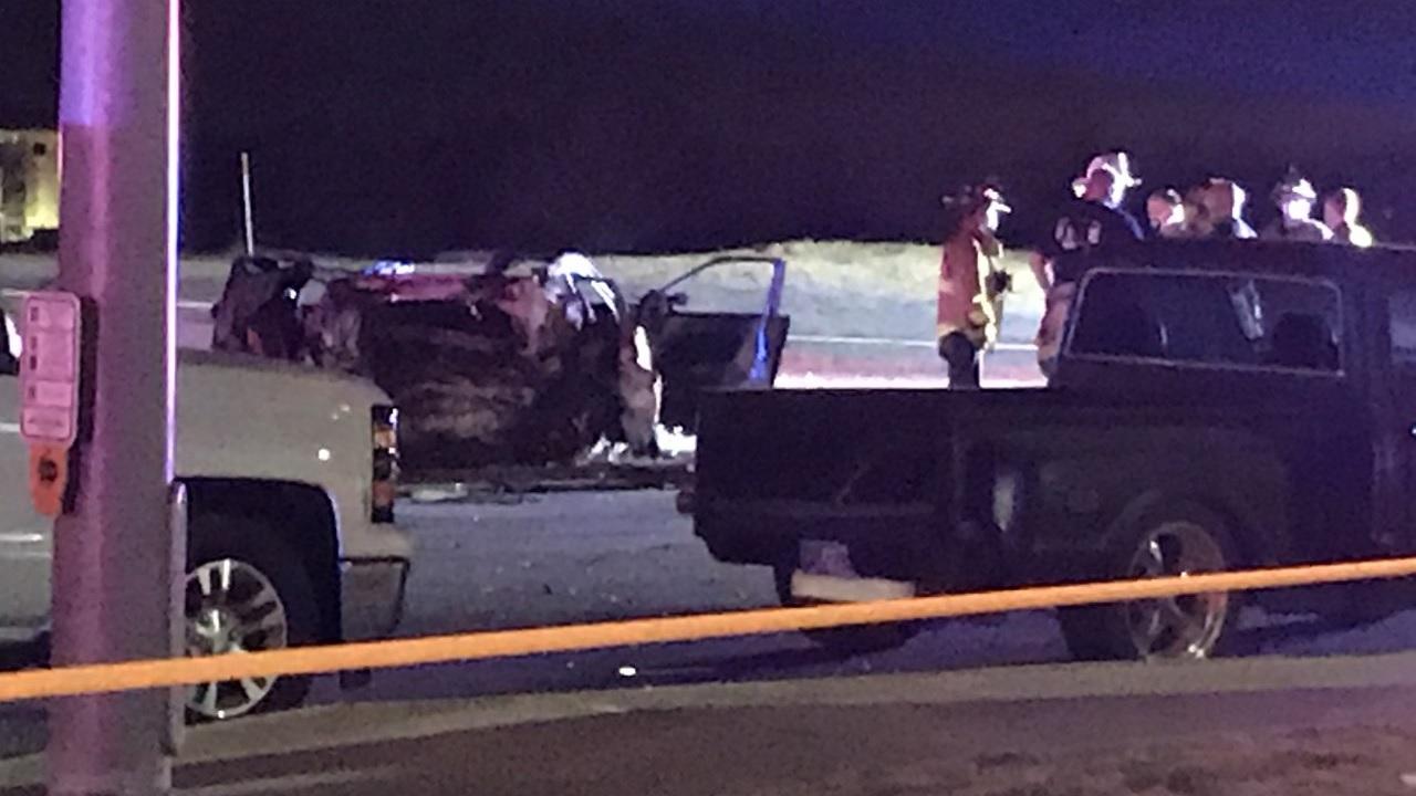 2 Killed In SW Oklahoma City Crash