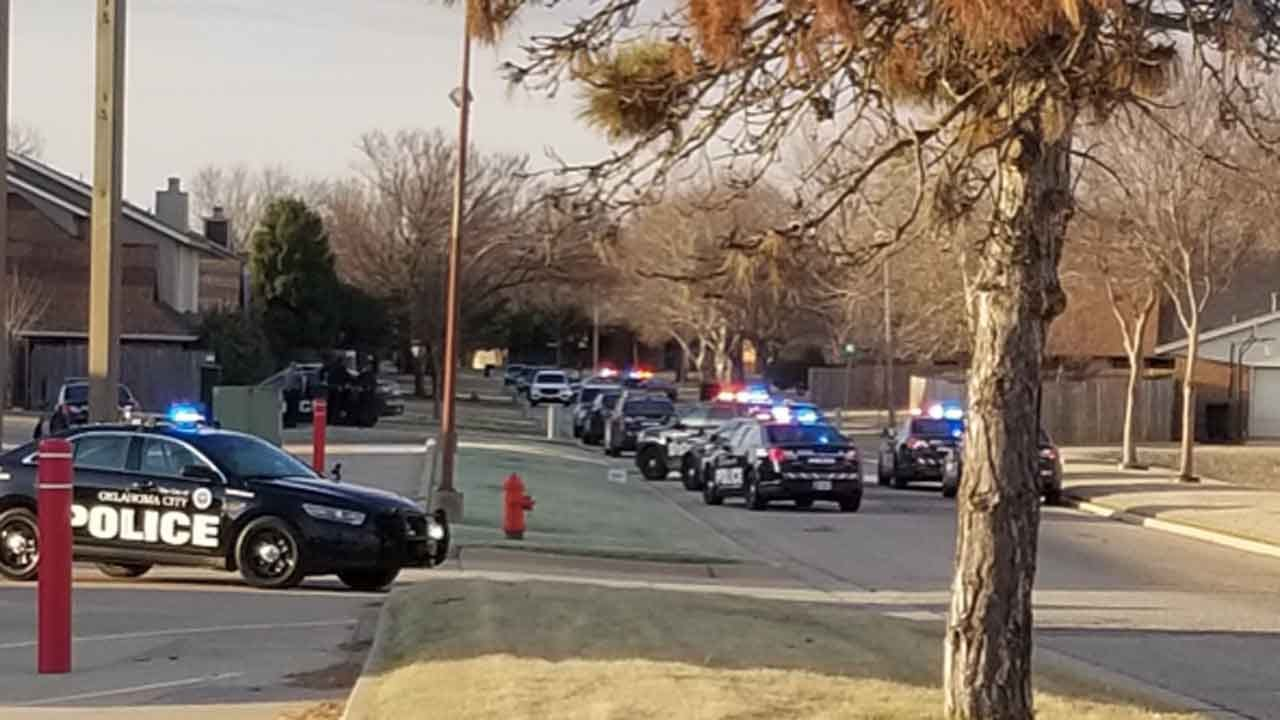 1 Arrested After Hours-Long Standoff In NW Oklahoma City
