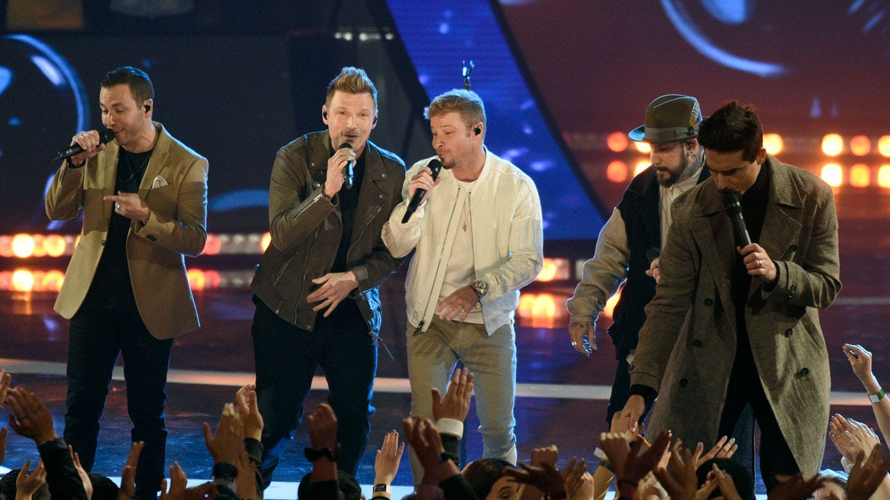 Backstreet Boys To Perform In OKC As Part Of 2020 DNA World Tour