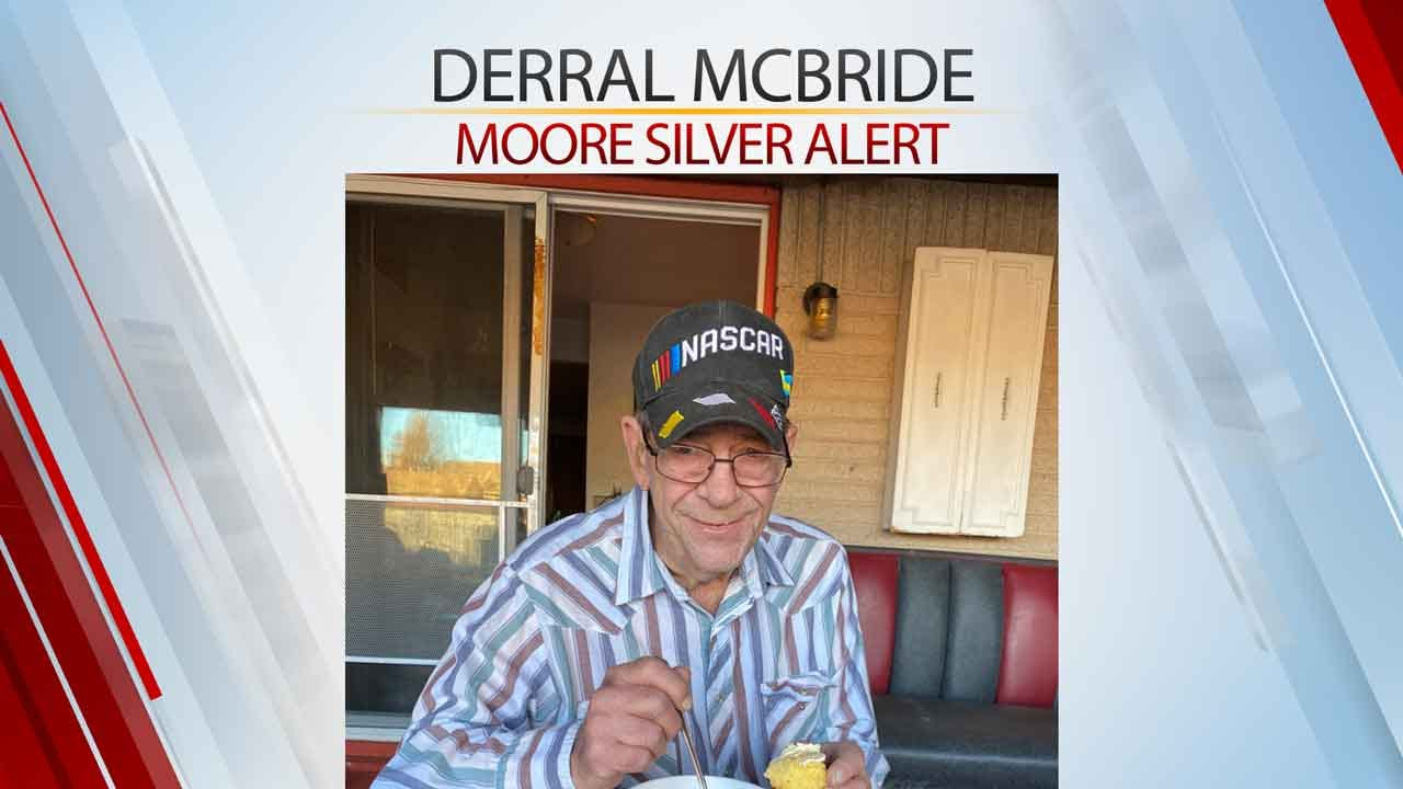 Police Cancel Silver Alert Issued For Missing Moore Man