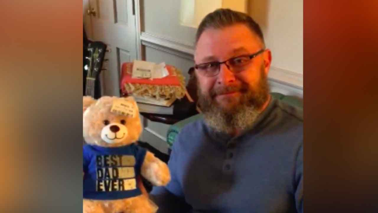Recipient Of Heart Transplant Sends Teddy Bear With Heartbeat To Donor's Family