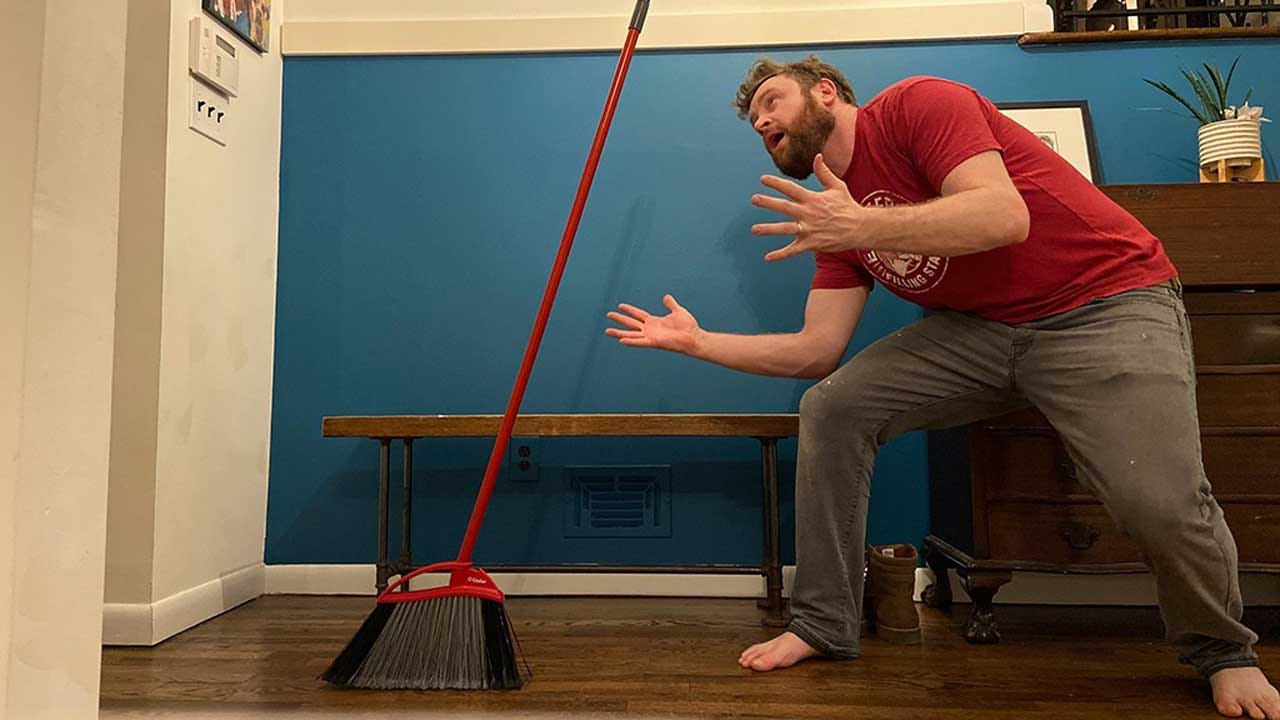 What Is The Broom Challenge? Internet Hoax Sweeps Social Media