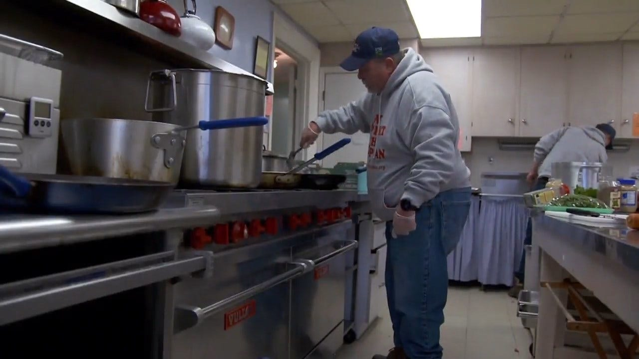 'Soupman' Inspired To Help The Homeless After His Son's Death