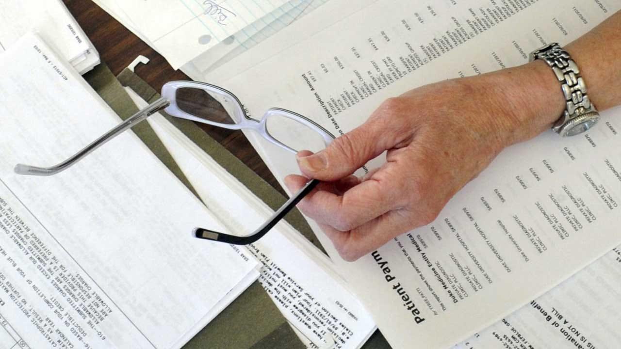 U.S. Survey Finds Smaller Decline In Medical Bill Worries