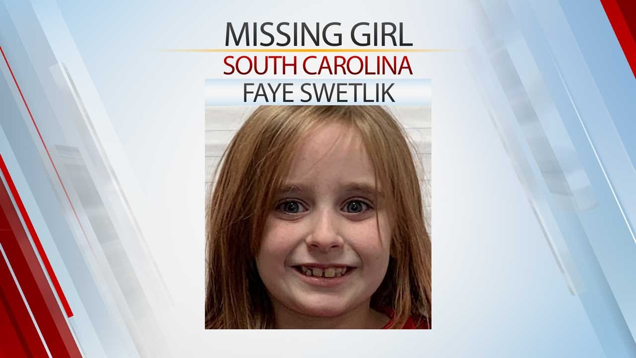 Missing 6-Year-Old South Carolina Girl Last Seen Playing In Her Front Yard
