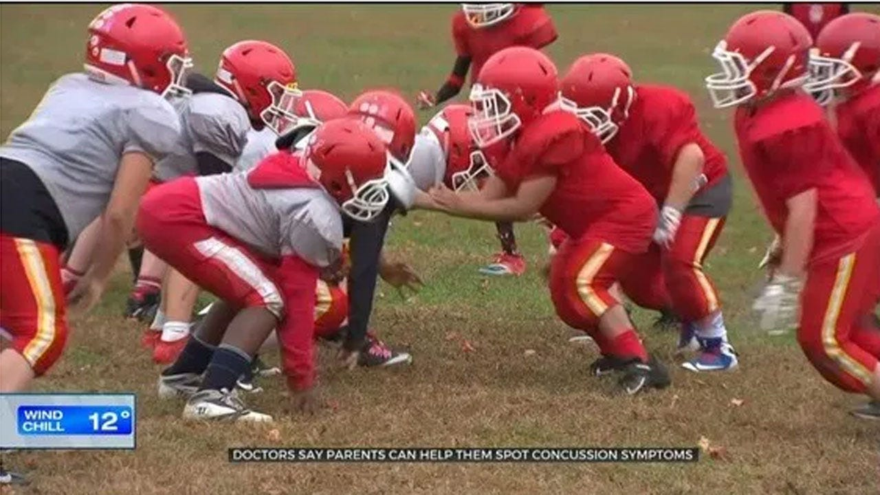 OKC Doctor Working To Help Parents Spot Concussion Symptoms In Their Young Athletes