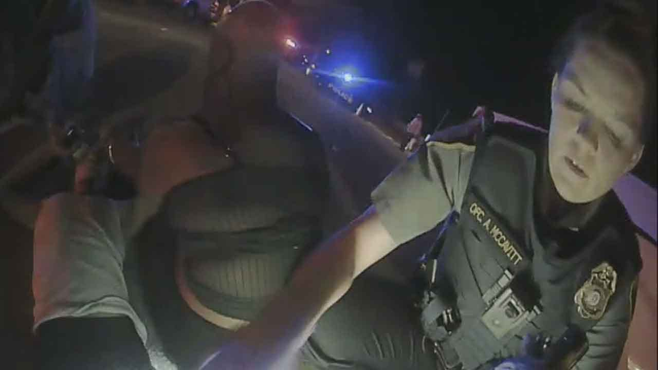Police Release Bodycam Footage Of Club Shooting Aftermath In Downtown OKC