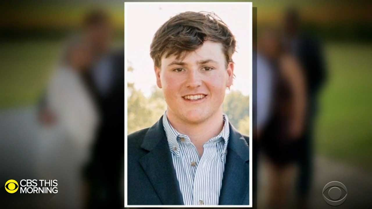 'Senseless': Parents Speak Out After Son Killed By Driver Apparently Distracted By Porn