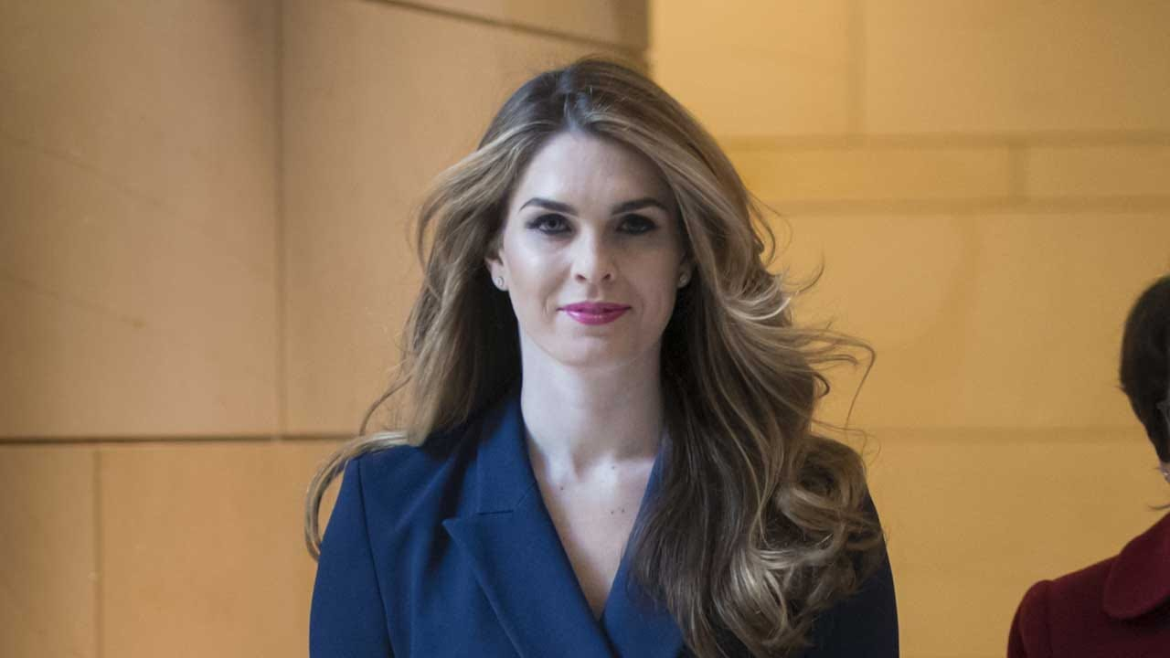 Hope Hicks Returning To White House After 2-Year Hiatus