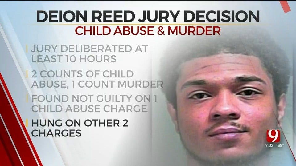 Man Accused Of Killing Infant Found Not Guilty On 1 of 3 Charges