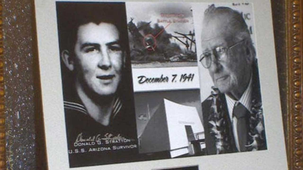 One Of 3 Remaining USS Arizona Survivors From Pearl Harbor Attack Dies