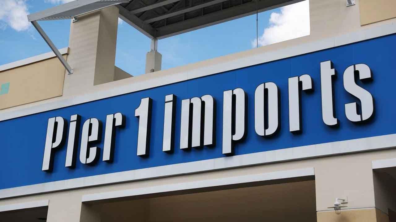 Pier 1 Imports Declares Bankruptcy