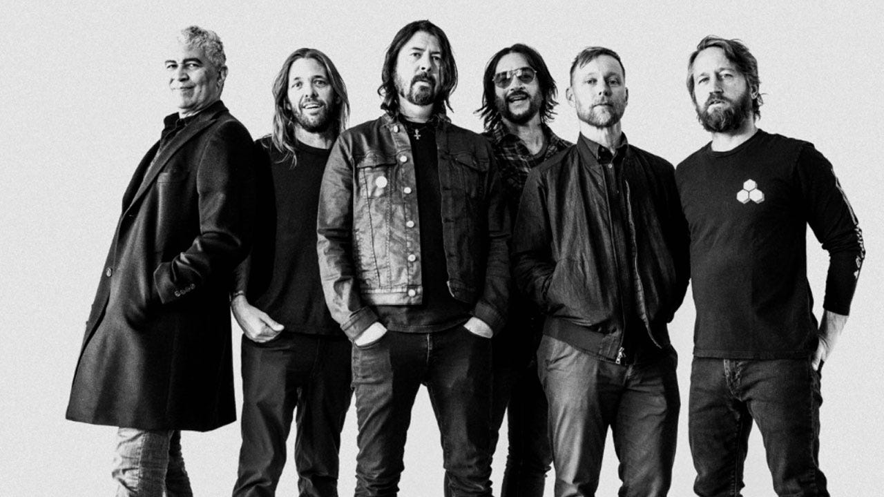 Foo Fighters Coming To OKC Spring 2020