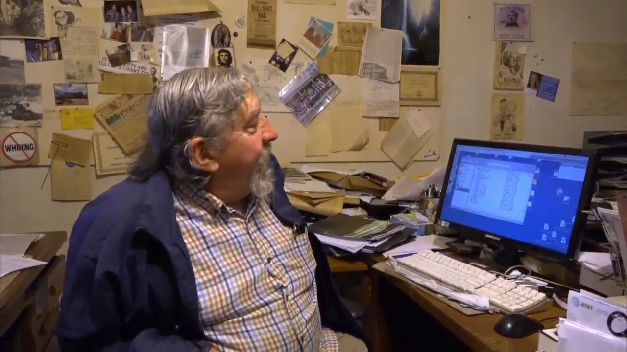 Retiree Saves California's Oldest Newspaper From Shutting Down
