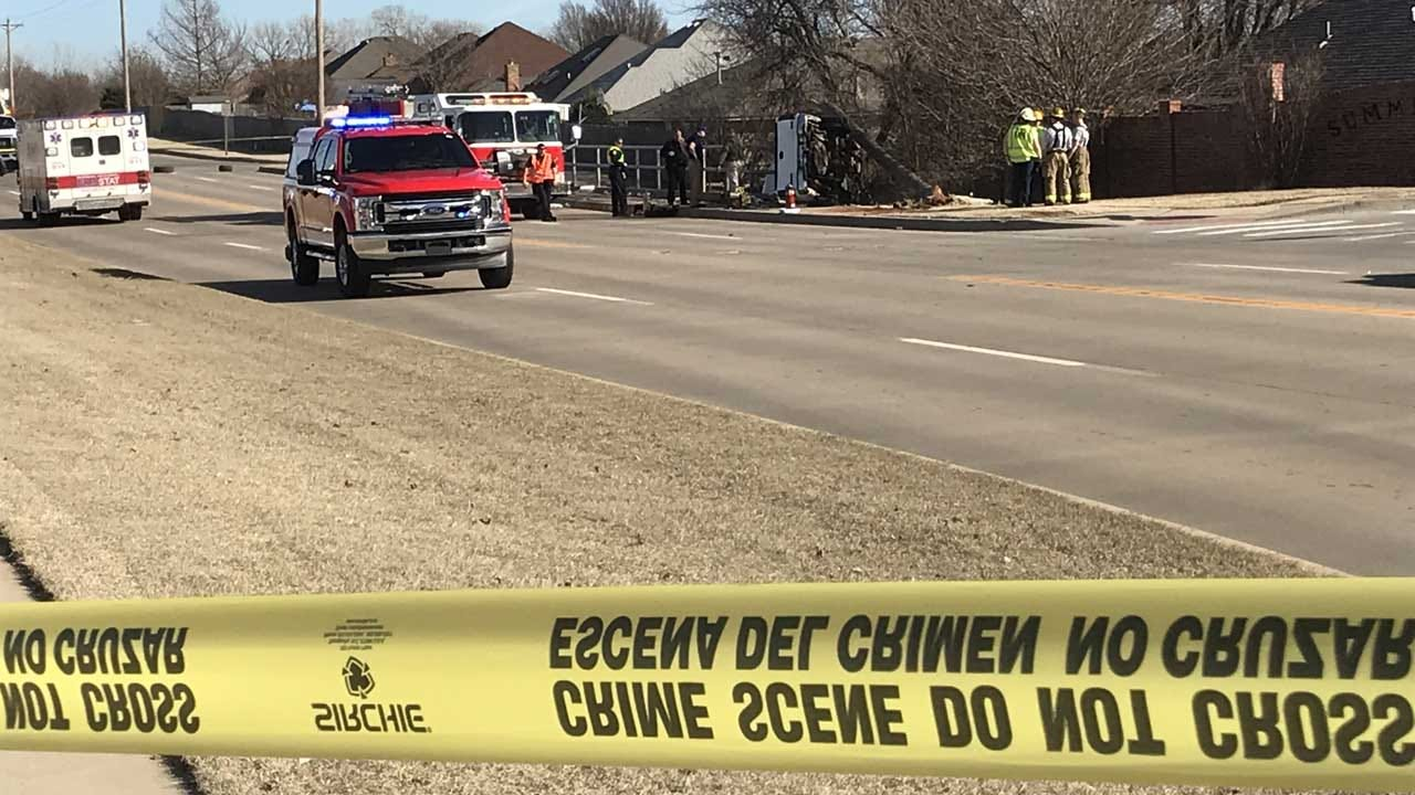 Moore PD Investigating Deadly Hit-And-Run