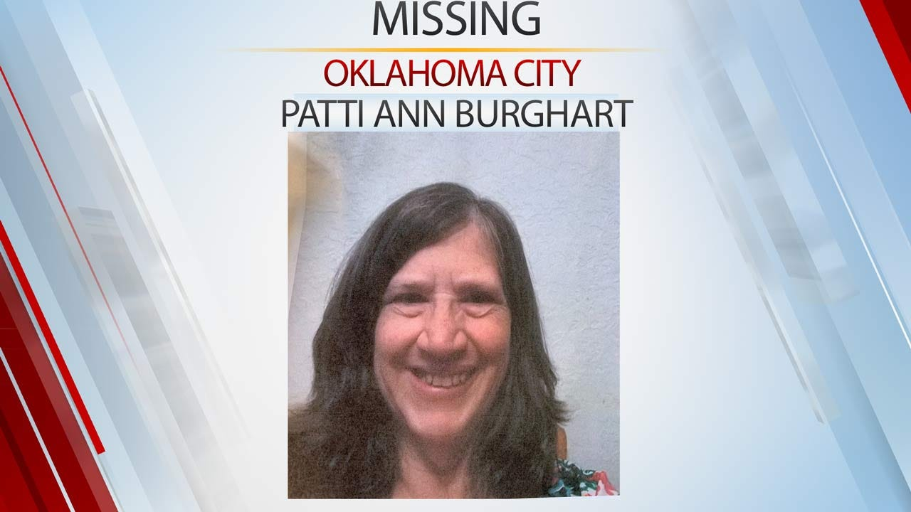 Oklahoma City Police Searching For Missing Alzheimer's Patient