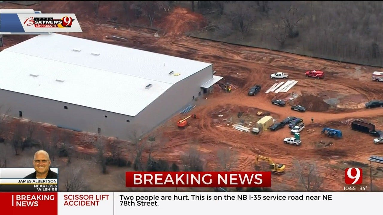 1 Dead, 1 In Critical Condition After Industrial Accident Reported In NE OKC