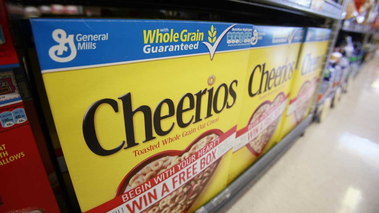 General Mills Looks To Revive Cereal Sales By Charging $13 A Box