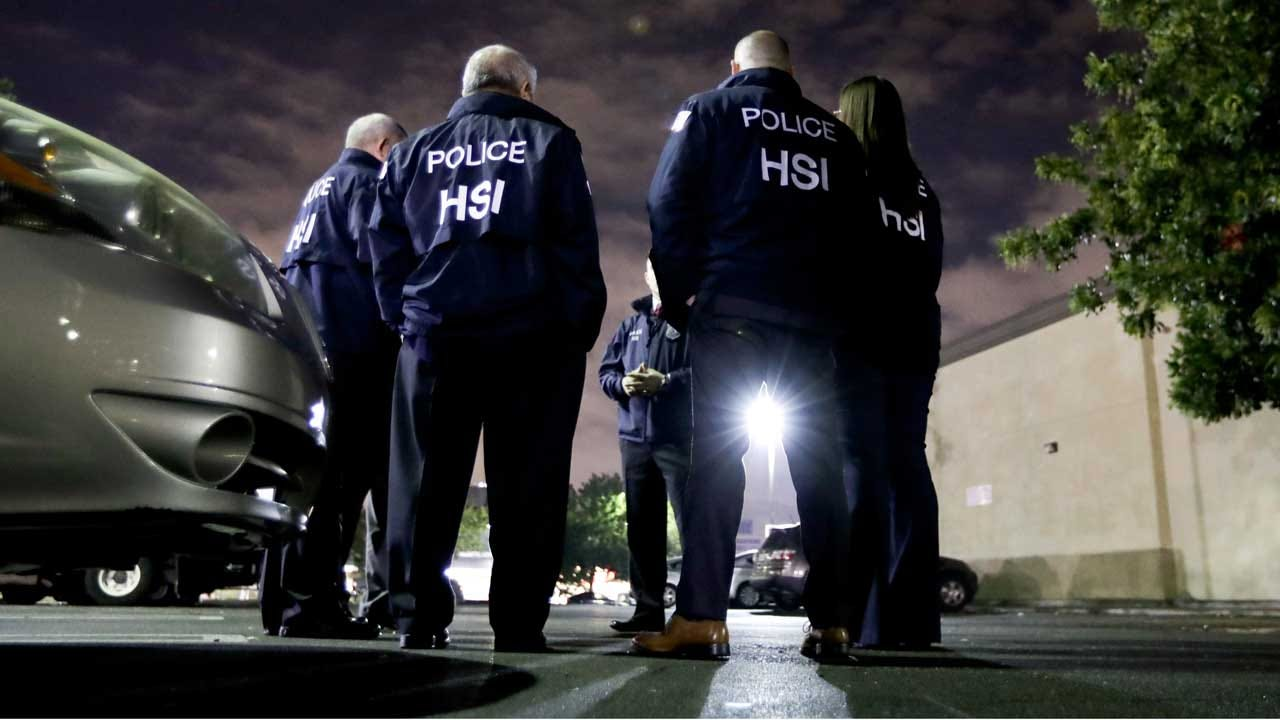 Man Sues ICE Agent Who Shot Him In The Face