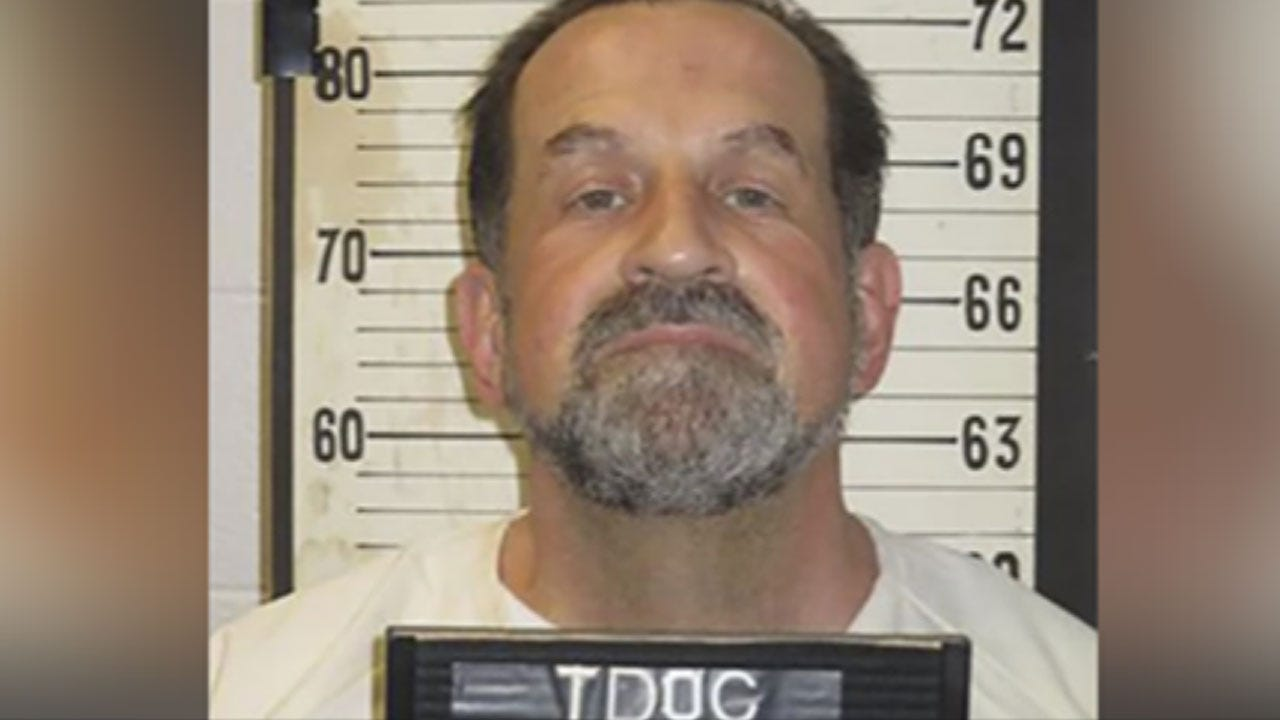 Tennessee Man Nicholas Sutton Executed By Electric Chair For Killing Fellow Inmate