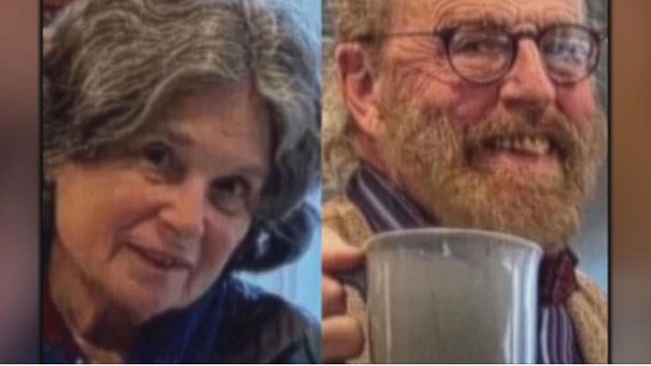California Couple In Their 70's Found After 8 Days In Woods: 'This Is A Miracle'