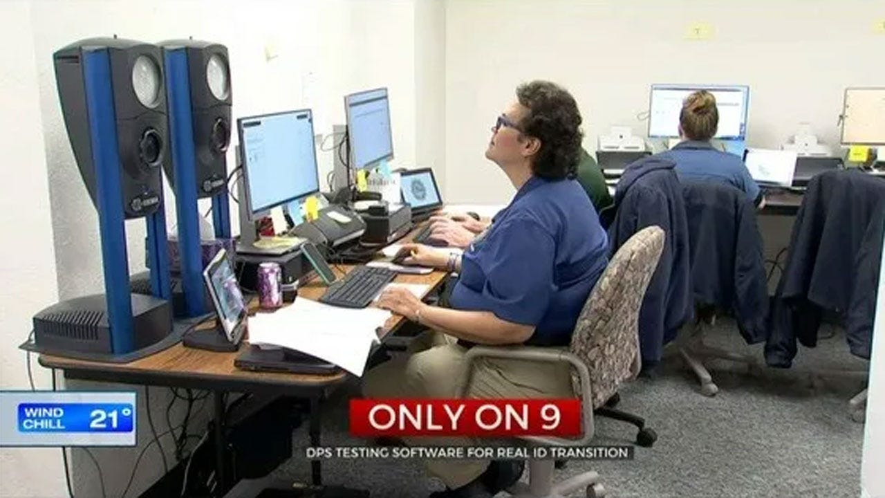 DPS Testing New System Ahead Of Real ID Launch
